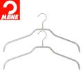 マワハンガー (MAWA) レディース41 ラメ・シルバー 2P