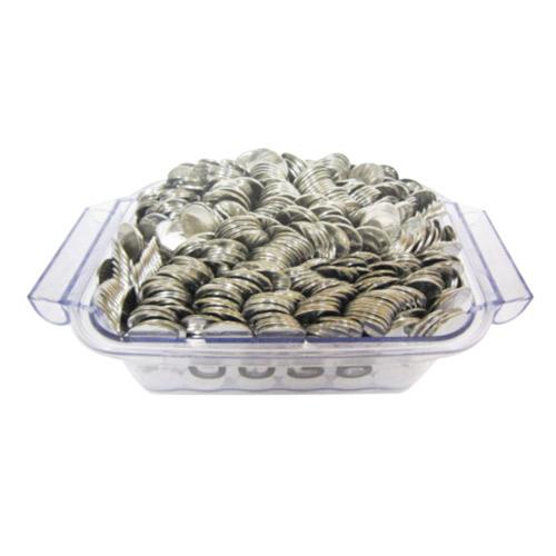 25パイ 中古コイン(同一柄)1000枚