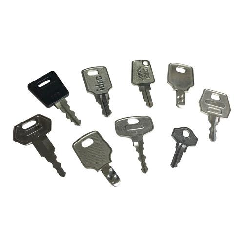 各種スロット用鍵(ZEROキー・流通キー・設定キー)