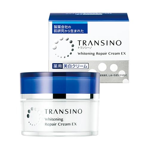 第一三共ヘルスケア トランシーノ 薬用ホワイトニングリペアクリームEX 35g 医薬部外品 (薬用美白クリーム)