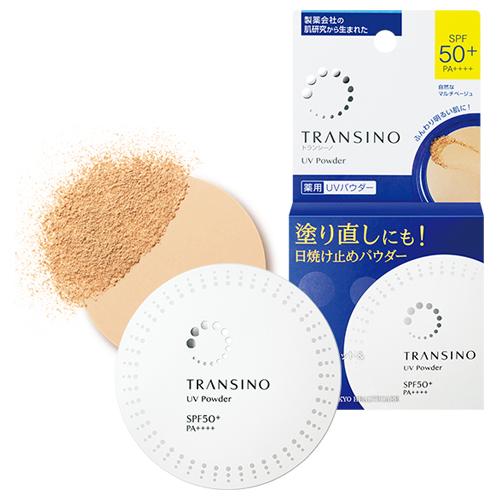 第一三共ヘルスケア トランシーノ 薬用UVパウダーn 12g SPF50+・PA++++ 医薬部外品 (薬用UVパウダー)