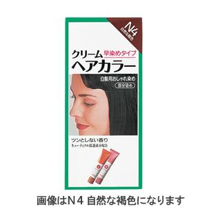 資生堂 クリームヘアカラー N 自然な栗色 2個パック 医薬部外品 (染毛料)