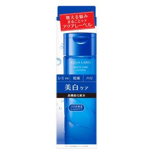 資生堂 アクアレーベル ホワイトケア ローション RM コクがあるしっとりタイプ 200mL 医薬部外品 (薬用美白化粧水)