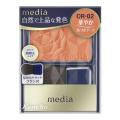 カネボウ メディア ブライトアップチークN OR-02 (チークカラー)