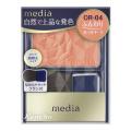 カネボウ メディア ブライトアップチークN OR-04 (チークカラー)