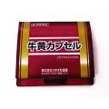 【第3類医薬品】ウチダ和漢薬 牛黄カプセル 1カプセル入り×2包