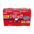 【第2類医薬品】アース製薬 アースレッドW 18~24畳用 30g 2個パック (くん煙剤)
