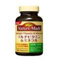 大塚製薬 ネイチャーメイド マルチビタミン&ミネラル 100粒 【栄養機能食品】