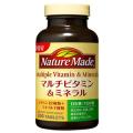 大塚製薬 ネイチャーメイド マルチビタミン&ミネラル 200粒 【栄養機能食品】