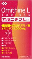 【ダイエット】 オルニチンL (5粒×25袋)