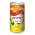 大正製薬 コバラサポート グレープフルーツ風味 微炭酸 185ml×30本(1ケース)