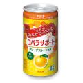 大正製薬 コバラサポート グレープフルーツ風味 微炭酸 185ml×6本