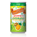 大正製薬 コバラサポート ふくらみplus キウイ&パイン風味 微炭酸 185ml×30本(1ケース)