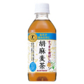 【特定保健用食品】サントリー 胡麻麦茶 350mL 24本(1ケース) (血圧)