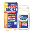 サトウ製薬 BION3 バイオンスリー 60粒