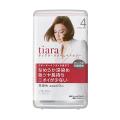 資生堂 ティアラ クリームヘアカラー 4 やや明るい栗色 医薬部外品 (白髪染め)