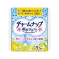 チャームナップ 吸水さらフィ 5cc 微量用スリム 20枚 軽い日用ナプキンサイズ