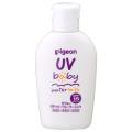 ピジョン UVベビーウォーターミルク 60g SPF15 PA++ (日焼け止め乳液)