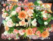 敬老の日★ビタミン満寿アレンジ5,000円【送料無料】ネット特価!!