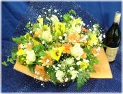 キリマンジャロ5,000円-【フラワーアレンジ】ネット特価!