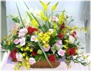 開店やお祝いに贈る花★エリオットアレンジ20,000円【送料無料】ネット特価!