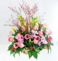 開店やお祝いに贈る花★パスカルアレンジ10,000円【送料無料】ネット特価!