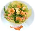 ビタミンオレンジ3,000円-花束 ネット特価!