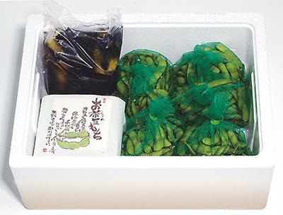 黒埼茶豆セットAB