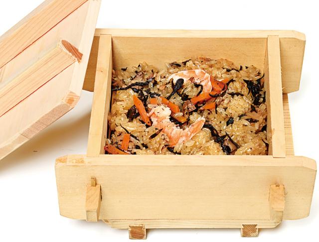 郷土cooking五目赤飯