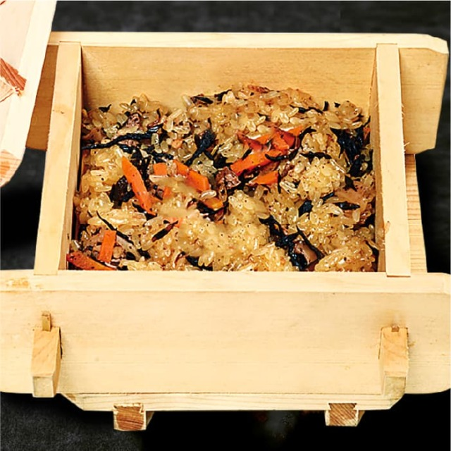 郷土Cooking 五目醤油赤飯
