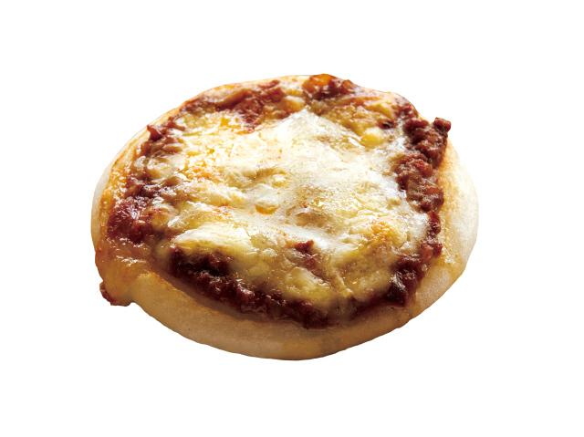 だんご屋PIZZAのキーマチーズカレー味 6個入