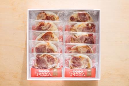 だんご屋PIZZAのみたらしベーコンチーズ 10個入