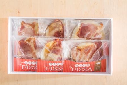 だんご屋PIZZAのみたらしベーコンチーズ 6個入