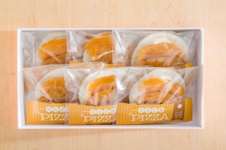 だんご屋PIZZAのリンゴとマスカルポーネ 6個入