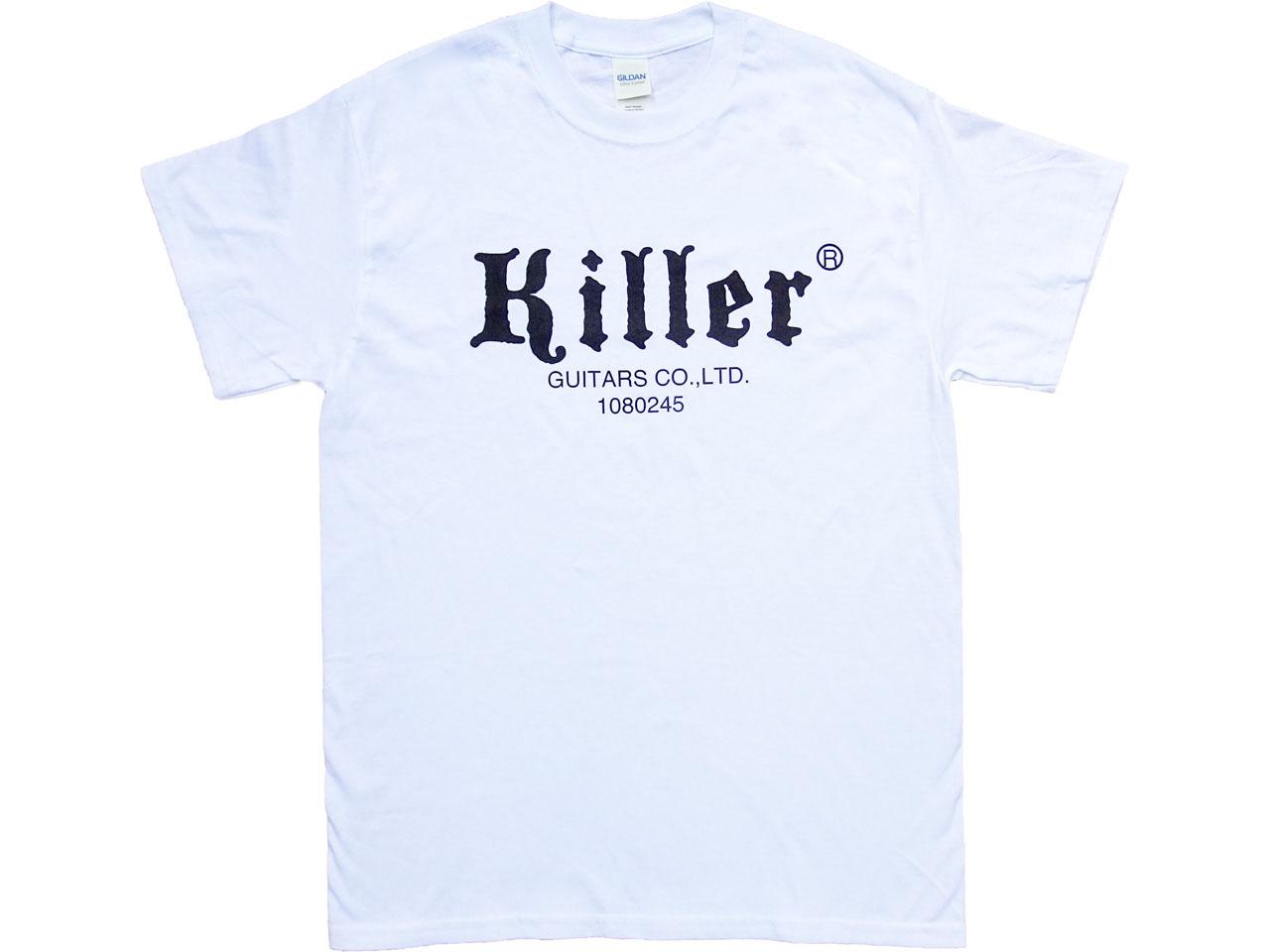 Killer Tシャツ 白 201911 USサイズ