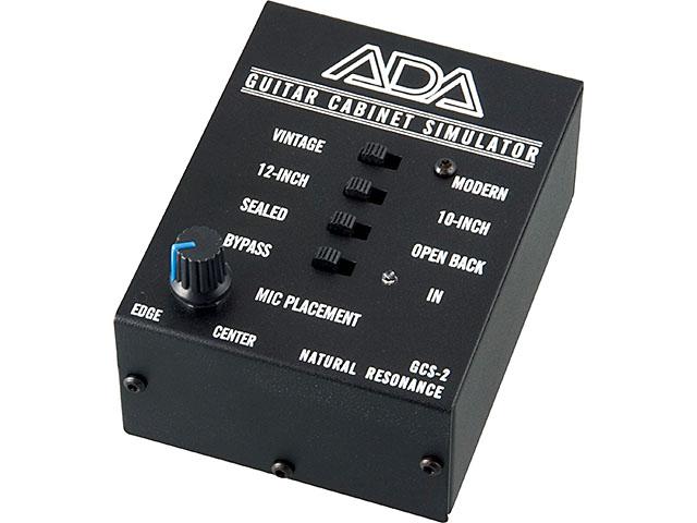 ADA GCS2 キャビネットシミュレータ