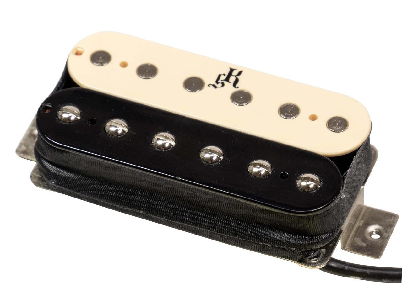 killer guitars dyna-bite zebra