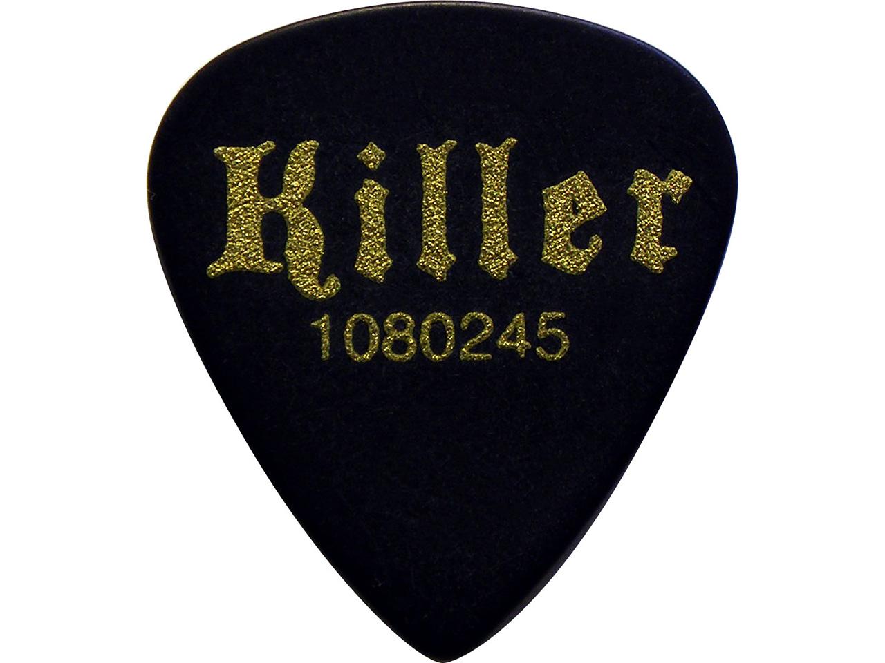 killer sand pick 黒 ティアドロップ