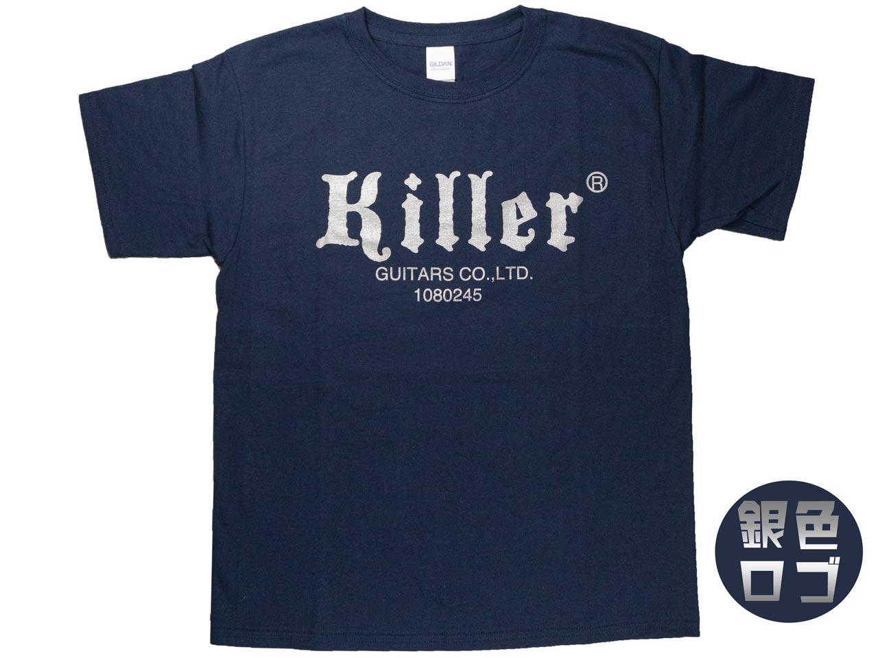 KILLER(キラー)Tシャツ|ネイビーブルー