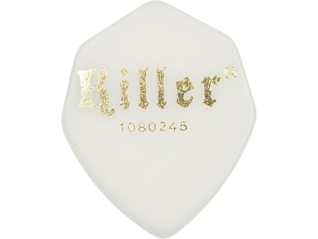 killer trim edge pick white