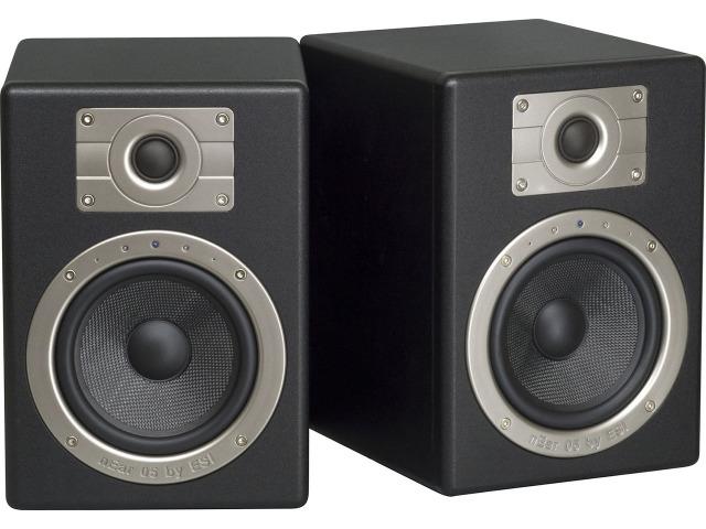 ESI nEar05 スタジオ・モニター・パワード・スピーカー