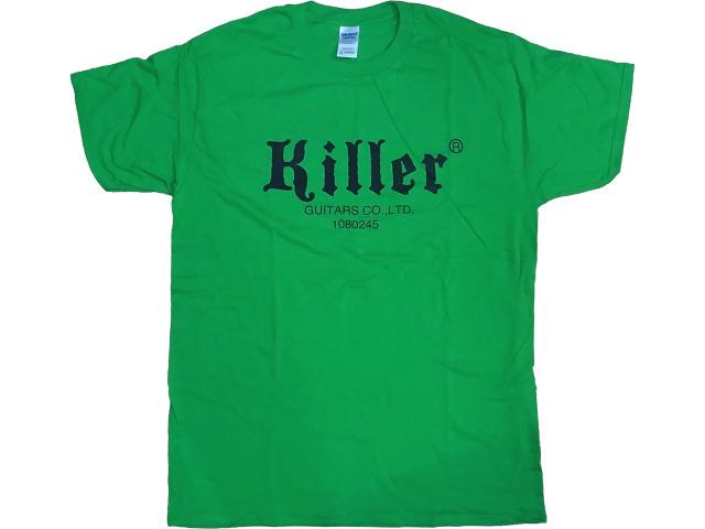Killer Tシャツ 緑