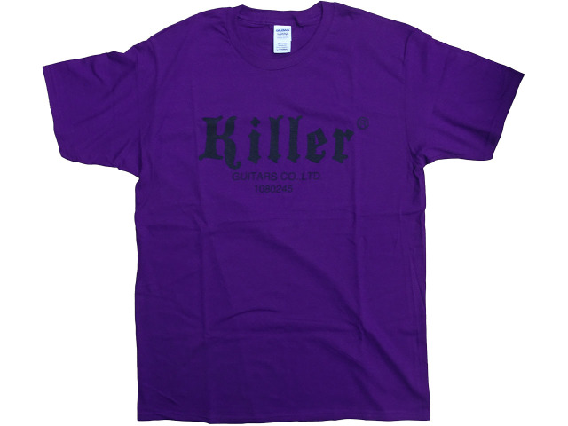 Killer Tシャツ 紫