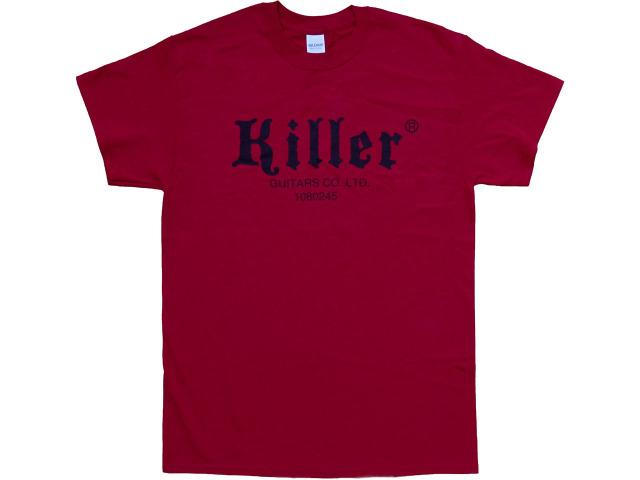 Killer Tシャツ カーディナルレッド 201911 USサイズ