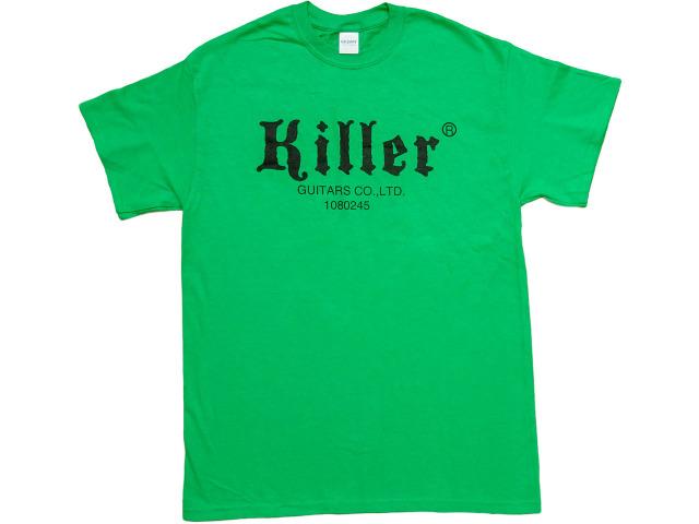 Killer Tシャツ 緑 201911 USサイズ