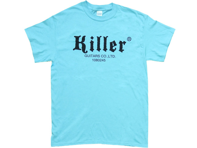 Killer Tシャツ ライトブルー 201911 USサイズ