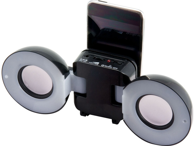 ministar mini speaker black