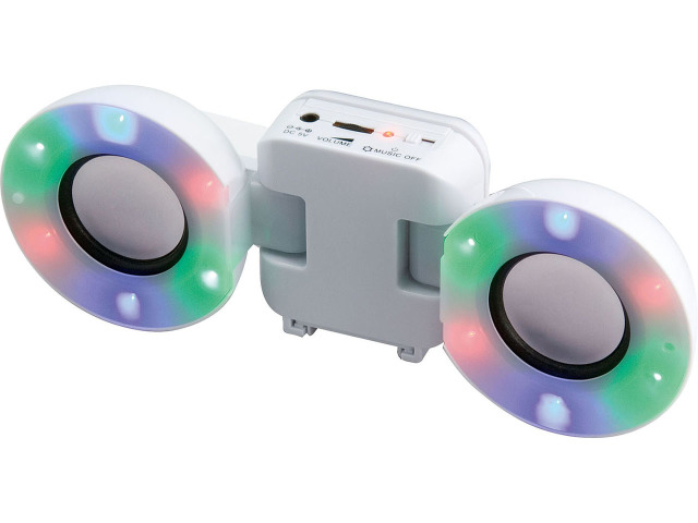 ministar mini speaker white