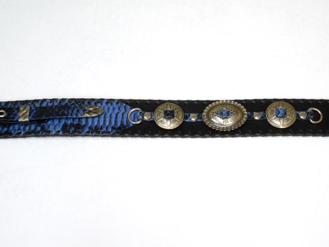 Dru Whitefeather OSDG Blue