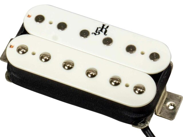 killer guitars dyna-bite zebra white